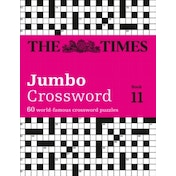 The Times 2 Jumbo Crossword Book 11 : 60 of the World's Biggest Puzzles from the Times 2