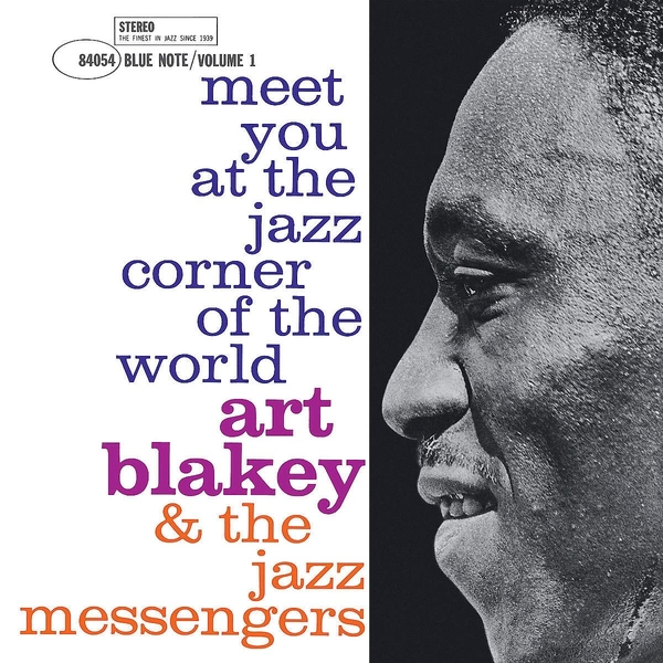 Art Blakey - Meet You At The Jazz Corner - 1 Vinyl