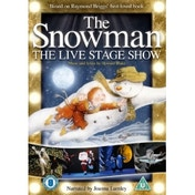 The Snowman Live Stage Show DVD