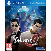 Yakuza 0 PS4 Game