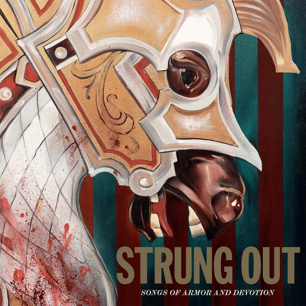 Strung Out - Songs Of Armor And Devotion Cassette