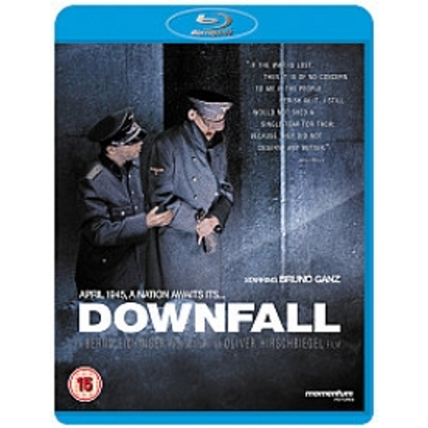 Downfall Blu-ray