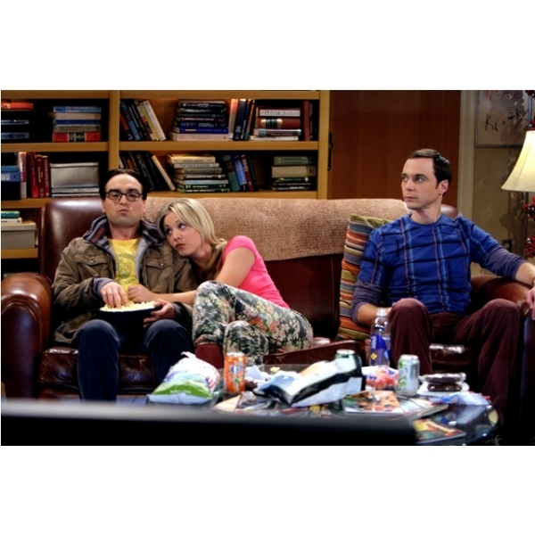 Big Bang Theory Complete Third Series 3 DVD - Image 3