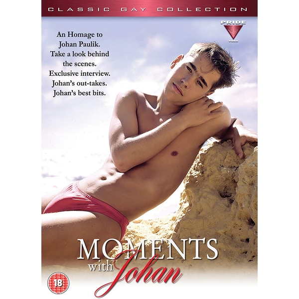 Moments With Johan DVD