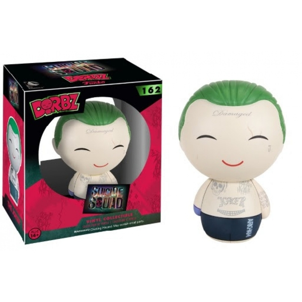 The Joker (Suicide Squad) Dorbz Vinyl Figure