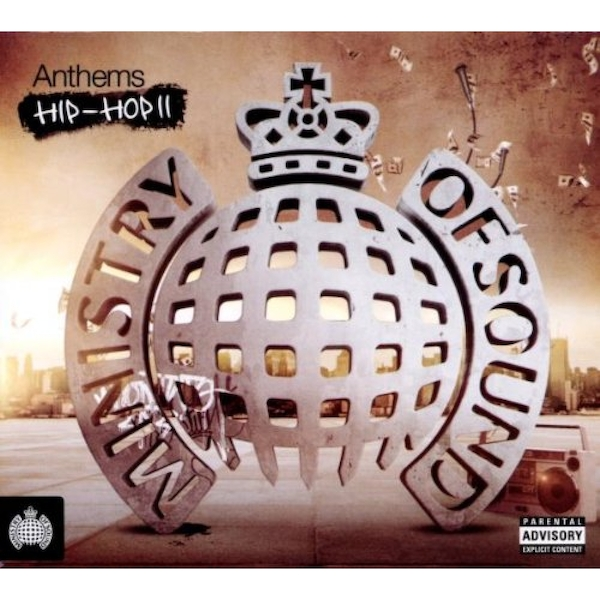 Various Artists -Ministry of Sound - Hip-Hop II