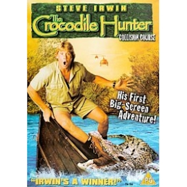 Crocodile Hunter - Collision Course DVD
