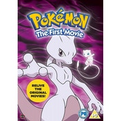 Pokemon: The First Movie DVD