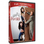 The Best of Frasier Fan Favourites DVD