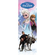 Frozen Anna and Elsa Poster