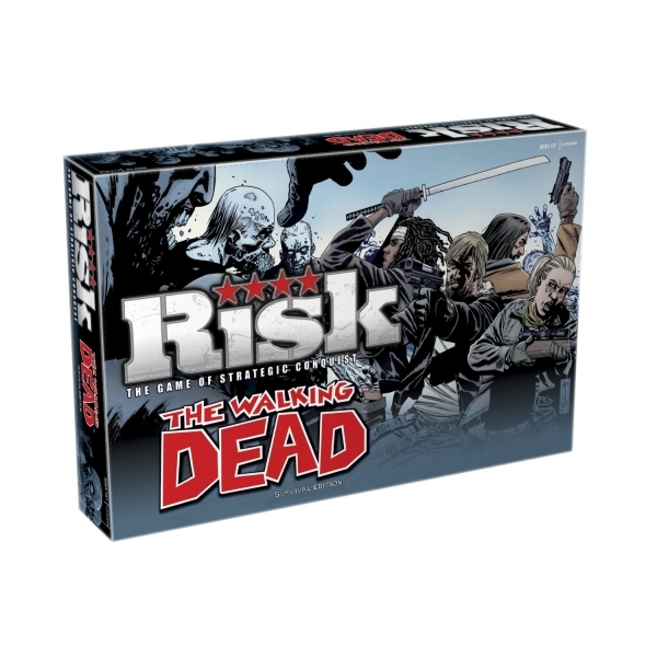 Risk The Walking Dead Edition