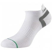 1000 Mile Ultimate Tactel Liner Sock White Mens UK Size 6-8