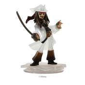 Disney Infinity 1.0 Crystal Jack Sparrow (Pirates of the Caribbean) Character Figure