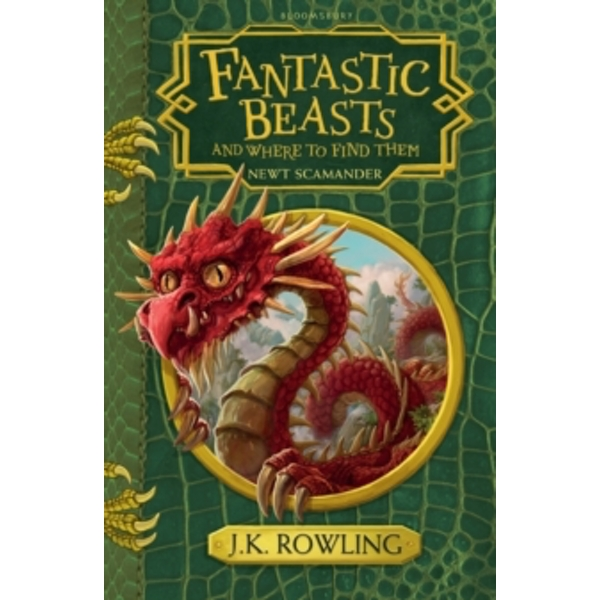 Fantastic Beasts and Where to Find Them: Hogwarts Library Book Paperback