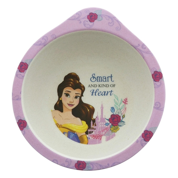 Enchanting Disney Belle Organic Dinner Set - Image 3