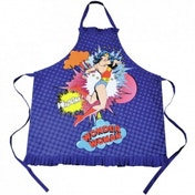 Apron with Frill- Wonder Woman (Whoom)