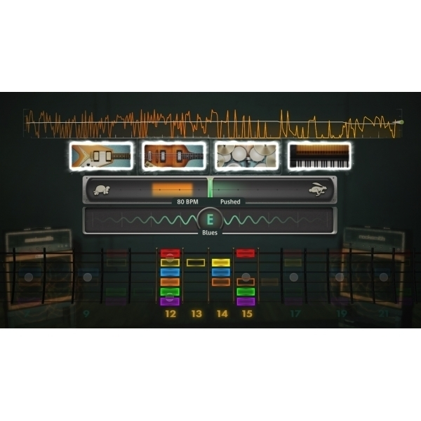 Rocksmith 2014 (with Real Tone Cable) PC Game (Boxed and Digital Code) - Image 3