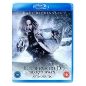 Underworld: Blood Wars 3D Blu-ray