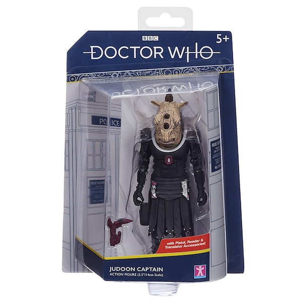 "Doctor Who - Judoon Captain 5.5"" Action Figure"