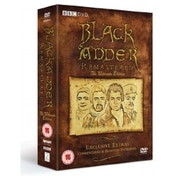 Black Adder Remastered  The Ultimate Edition DVD