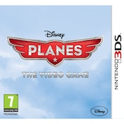 Disney Planes Game 3DS
