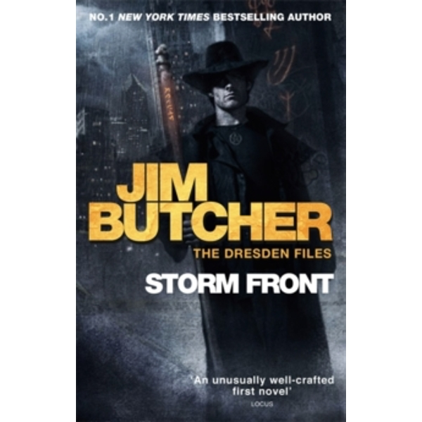 Storm Front : The Dresden Files, Book One