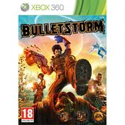 Bulletstorm Game Xbox 360 [Used]