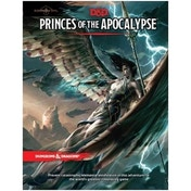 Dungeons & Dragons Elemental Evil Princes of the Apocalypse Hardcover
