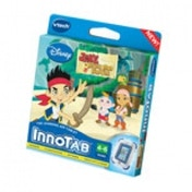 Ex-Display VTech InnoTab Jake & The Neverland Pirates System Game Used - Like New