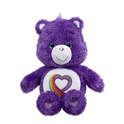 Care Bears Rainbow Heart 35th Anniversary 14 Inch Plush Toy
