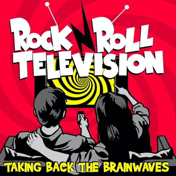 Rock N' Roll Television - Selfishly Taking Back The Brain Waves Cassette
