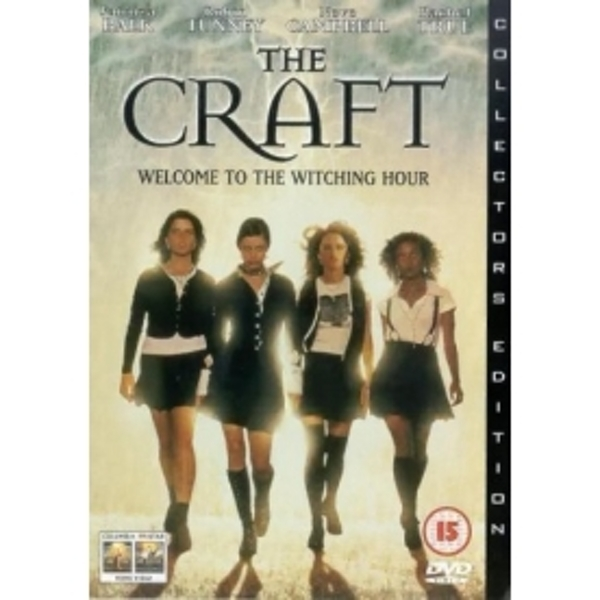 The Craft Collector's Edition DVD