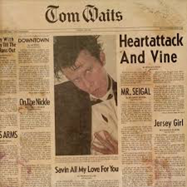Tom Waits – Heartattack And Vine Limited Edition Vinyl