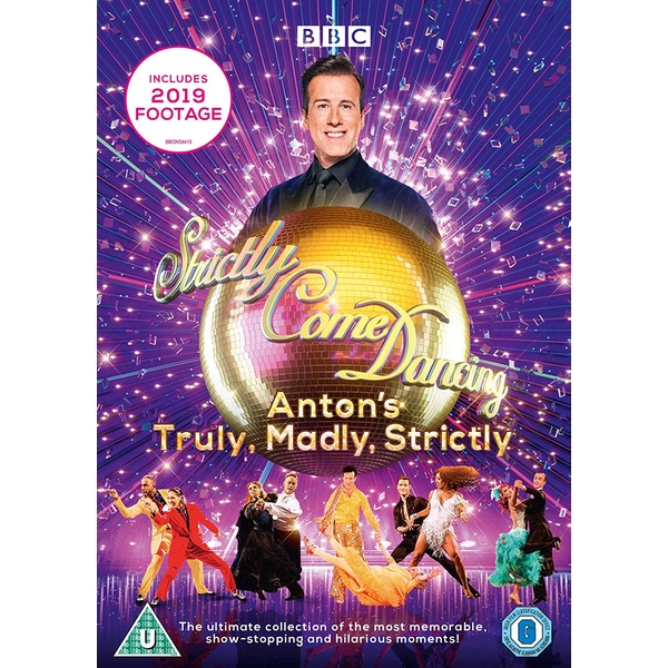 Strictly Come Dancing - Anton's Truly Madly Strictly DVD