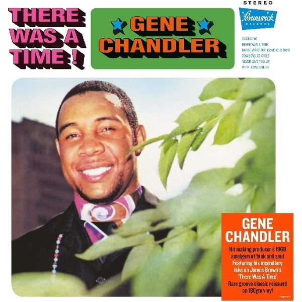 Gene Chandler - There Was A Time Vinyl