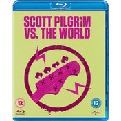 Scott Pilgrim Vs The World: Blu-ray