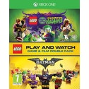 Lego DC Super-Villains Game & Film Double Pack Xbox One Game