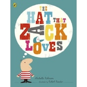 The Hat That Zack Loves by Michelle Robinson (Paperback, 2017)