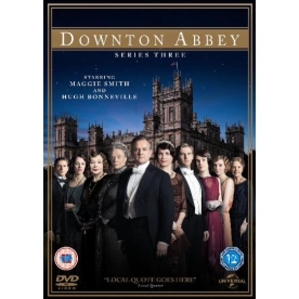 Downton Abbey Series 3 DVD