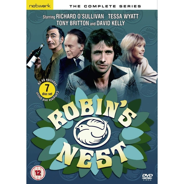Robin's Nest - Series 1-6 - Complete DVD 7-Disc Set Box Set