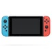 Nintendo Switch Console Neon Blue / Neon Red Joy-Con Controllers - Image 2