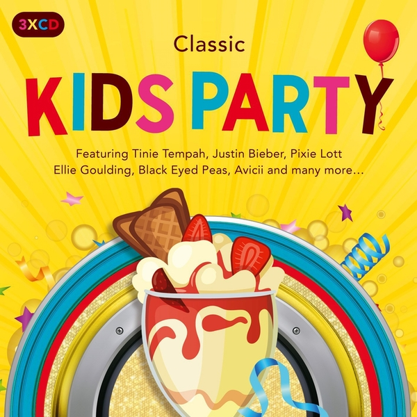 Classic Kids Party Audio CD