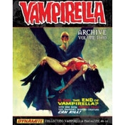 Vampirella Archives Volume 2 HC