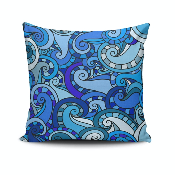 NKLF-192 Multicolor Cushion Cover