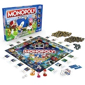 Monopoly Sonic Gamer Board Game