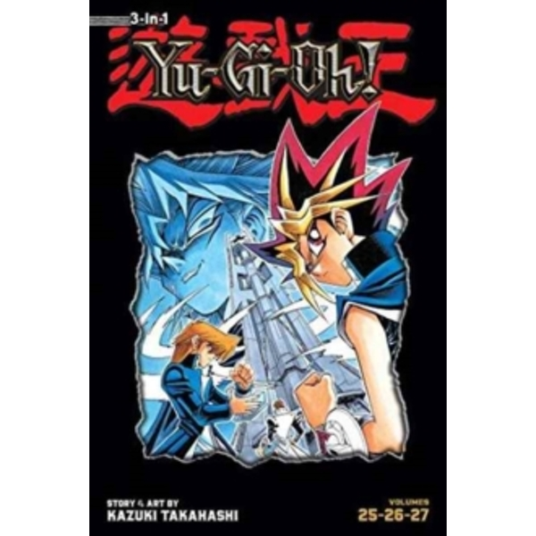 Yu-Gi-Oh! (3-in-1 Edition), Vol. 9 : Includes Vols. 25, 26 & 27 : 9