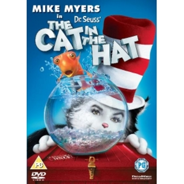 Cat In The Hat DVD