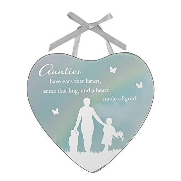 Reflections of The Heart Plaque - Auntie