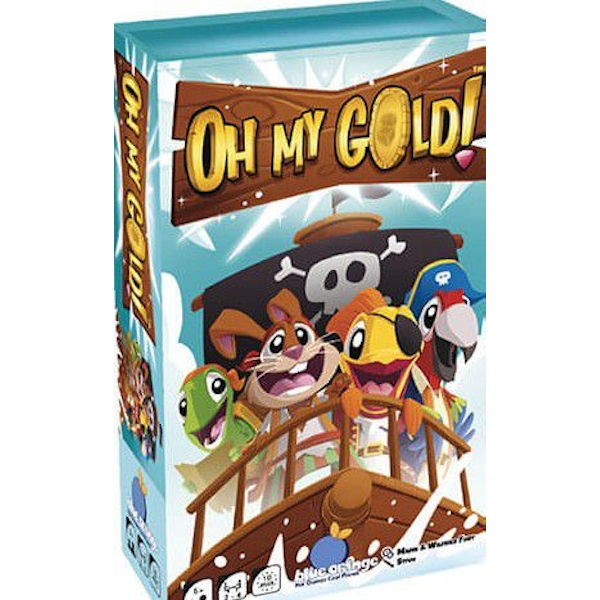 Image of Oh my Gold Board Game