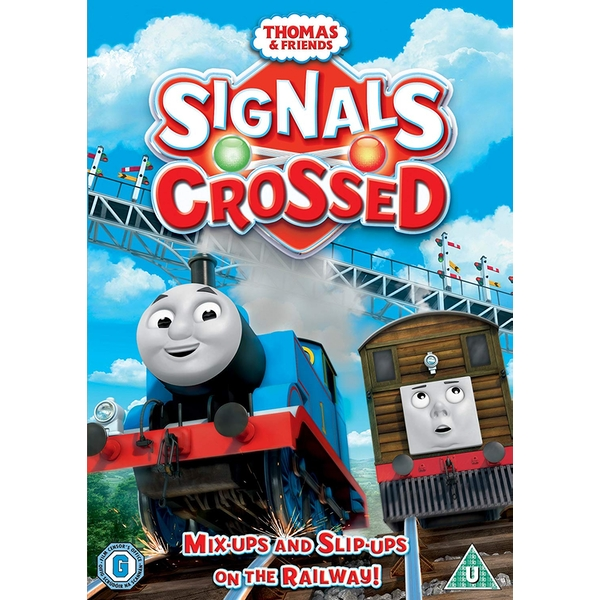Thomas & Friends - Signals Crossed DVD